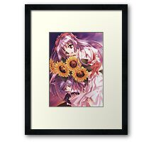 Anime Collection Framed Print