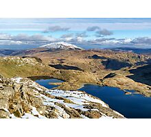 Snowdonia National Park Photographic Print