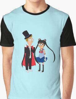 Tina is Sailor Moon! Graphic T-Shirt