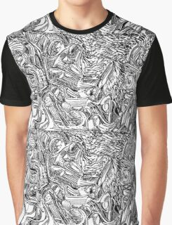 freestyle ink drawing 002 Graphic T-Shirt
