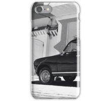 Vintage Peugeot iPhone Case/Skin