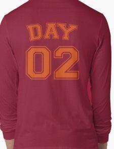 kevin day #2 striker Long Sleeve T-Shirt