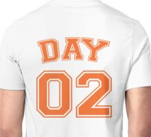 kevin day #2 striker Unisex T-Shirt