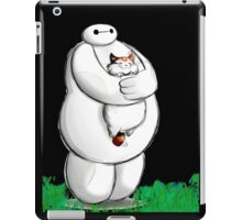 big hero hairy baby iPad Case/Skin