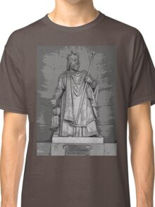 Tribute To Charlemagne At Versailles Classic T-Shirt