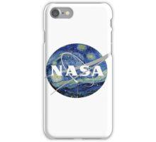 NASA- Van Gogh themed iPhone Case/Skin