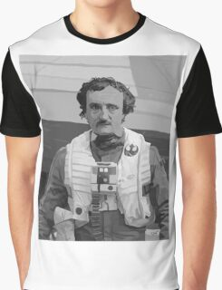 Edgar Allan Poe Dameron Graphic T-Shirt