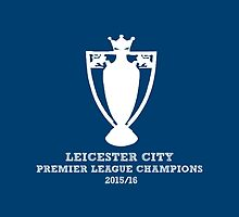 Leicester City Premier League Champions! by lcfcworld