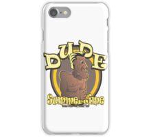 DUDE - Summertime Rocks iPhone Case/Skin