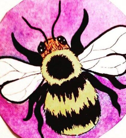 Bumble  Sticker