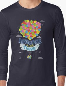 Adventure is out there 3 Long Sleeve T-Shirt