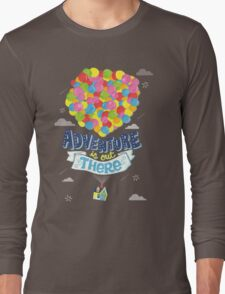 Adventure is out there 3 T-Shirt