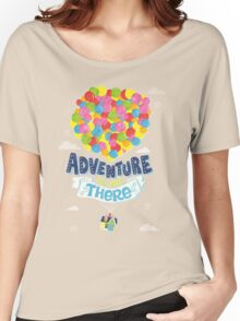Adventure is out there 3 Women's Relaxed Fit T-Shirt