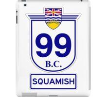 BC 99 - Squamish iPad Case/Skin