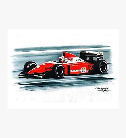 1993 Ferrari F93A Photographic Print