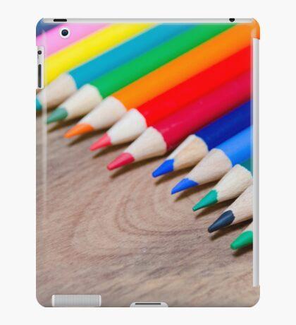 Colorful life 3 iPad Case/Skin