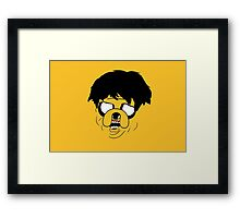 Jake The Dog Framed Print