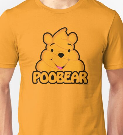 Poobear Unisex T-Shirt
