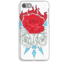 Ice Flowers iPhone Case/Skin