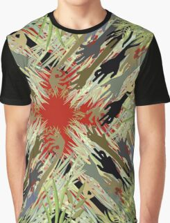 Zombies Everywhere Graphic T-Shirt