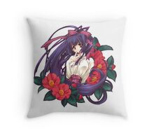 Anime Collection Throw Pillow