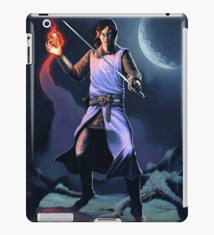 Moon Elf iPad Case/Skin