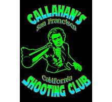 Callahan's Shooting Club Colour Photographic Print