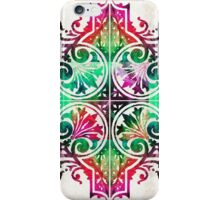 Bright Pattern Art - Color Fusion Design 9 By Sharon Cummings iPhone Case/Skin