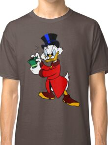 Scrooge McDuck Full Classic T-Shirt