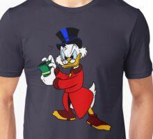 Scrooge McDuck Full Unisex T-Shirt
