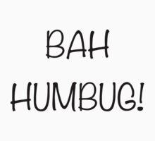 BAH HUMBUG! Kids Tee