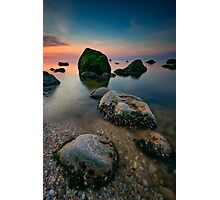Quiet Long Island Sound Photographic Print
