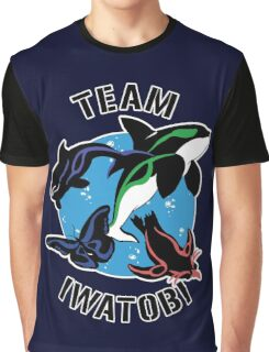 Team Iwatobi Variant Graphic T-Shirt