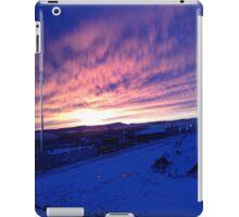 West Coast Sunrise #1 iPad Case/Skin