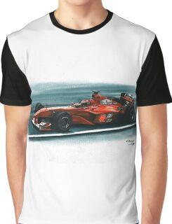2000 Ferrari F1-2000 Graphic T-Shirt