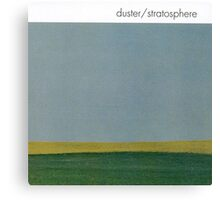 Duster - Stratosphere Canvas Print