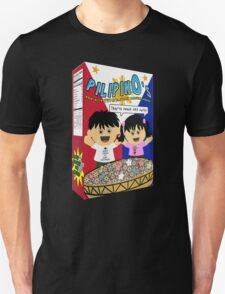 PilipinOs Cereal Box Unisex T-Shirt