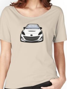 Mazduhhh Women's Relaxed Fit T-Shirt