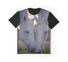 Dusky Duo Graphic T-Shirt