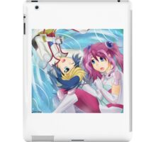 Reflections of Us iPad Case/Skin