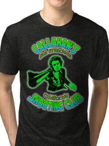 Callahan's Shooting Club Colour 2 Tri-blend T-Shirt