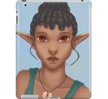 Woman Elf iPad Case/Skin