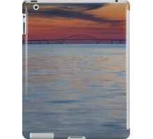 Great South Bay and Robert Moses Causeway iPad Case/Skin