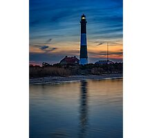 Fire Island Lighthouse Photographic Print