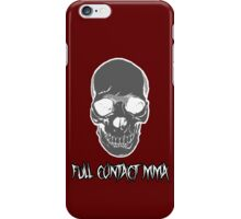Full contact MMA iPhone Case/Skin
