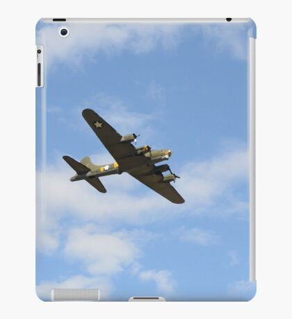 Flying Fortress iPad Case/Skin