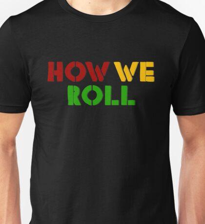 Reggae Weed Rasta Marijuana Cool T-Shirts Unisex T-Shirt