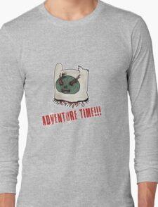 Zombie Finn 2.0 Long Sleeve T-Shirt