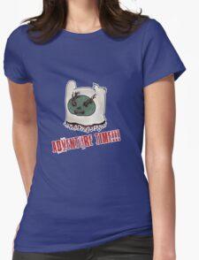 Zombie Finn 2.0 Womens Fitted T-Shirt