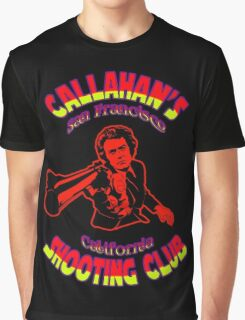 Callahan's Shooting Club Colour 3 Graphic T-Shirt